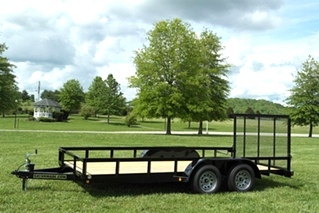 16 UTILITY / LANDSCAPE TRAILER FOR SALE BEST PRICED QUALITY BUILT TRAILER