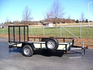 6X12 UTILITY / LANDSCAPE TRAILER FOR SALE  UTV TRAILER